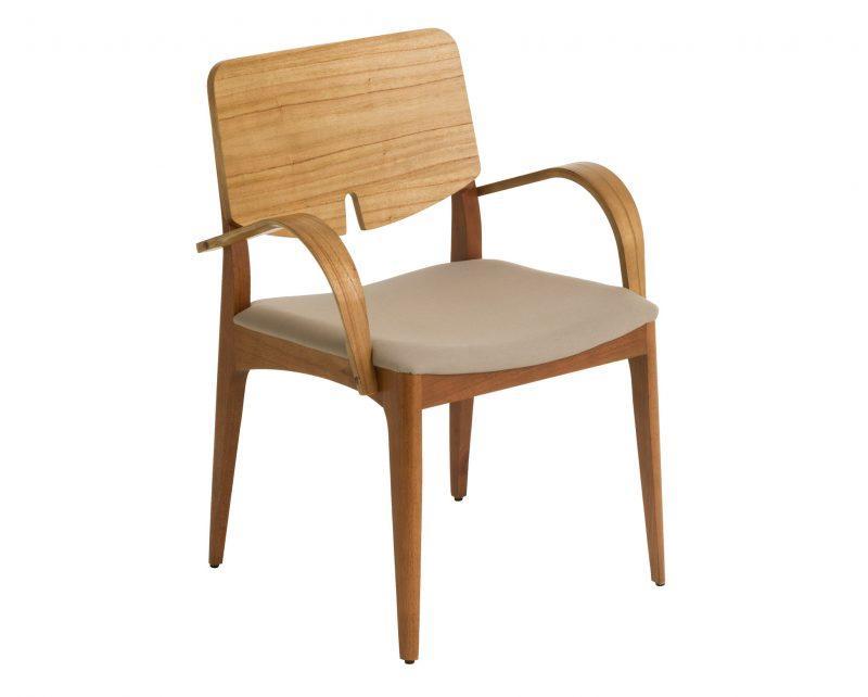 Cadeira Regina - Bege