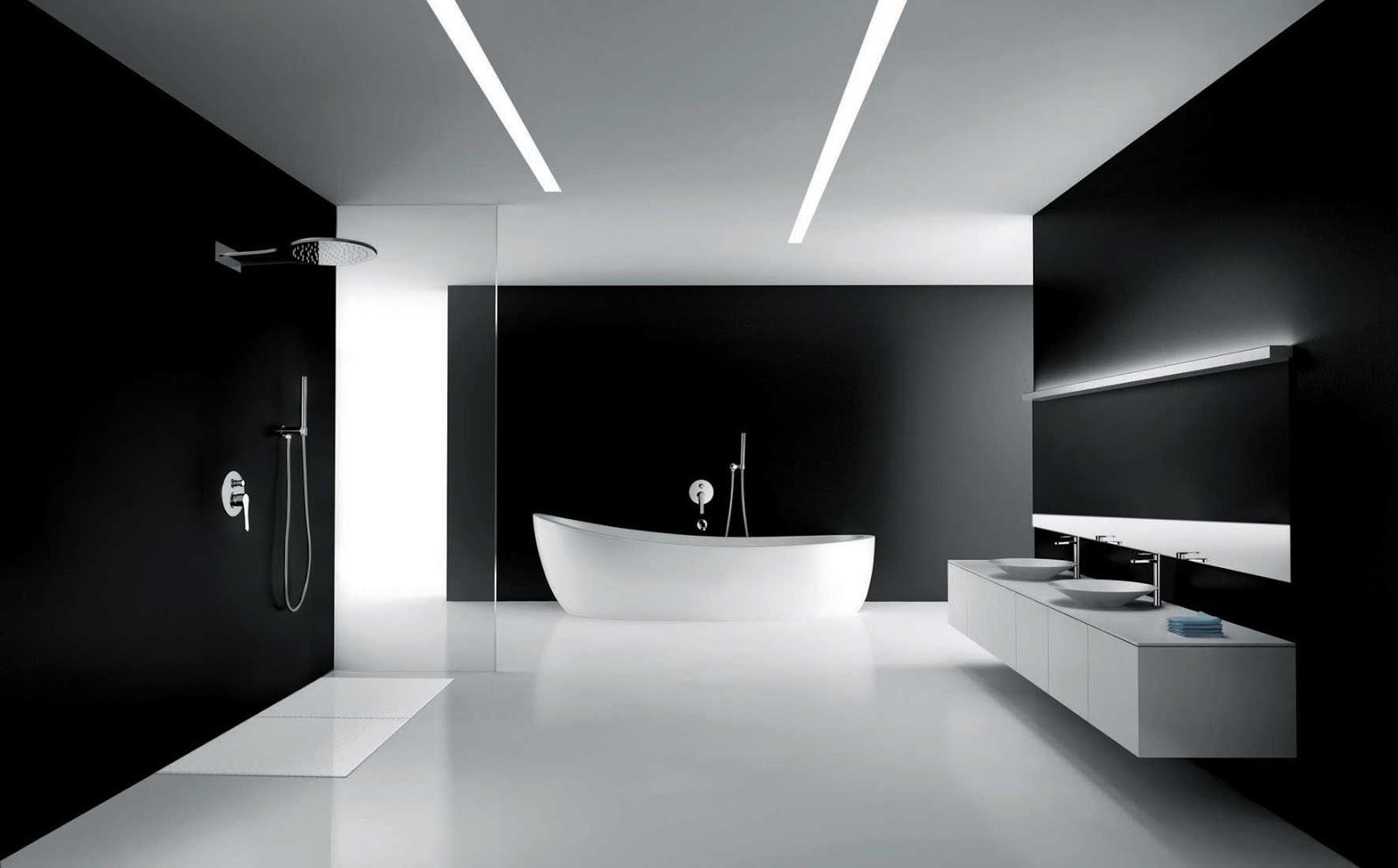 Banheiros Minimalistas Para Você Se Inspirar