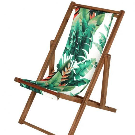 espreguiçadeira aloha em jungalow style