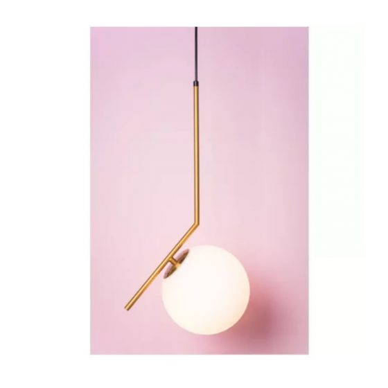 luminária pendente globo lustre