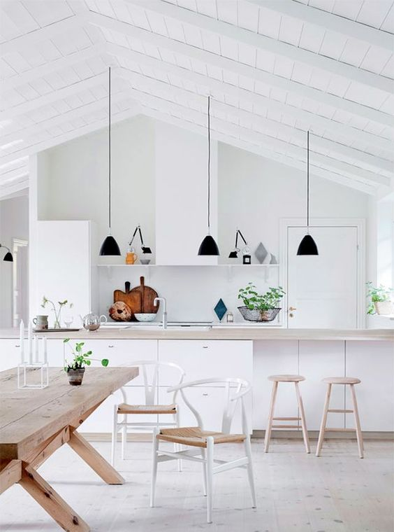 As 11 Formas De Criar Uma Cozinha Escandinava