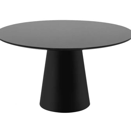 mesa mak para cozinha preta