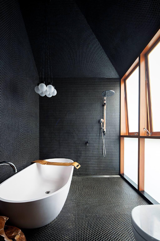 Banheiros All Black: Sofisticação Instantânea
