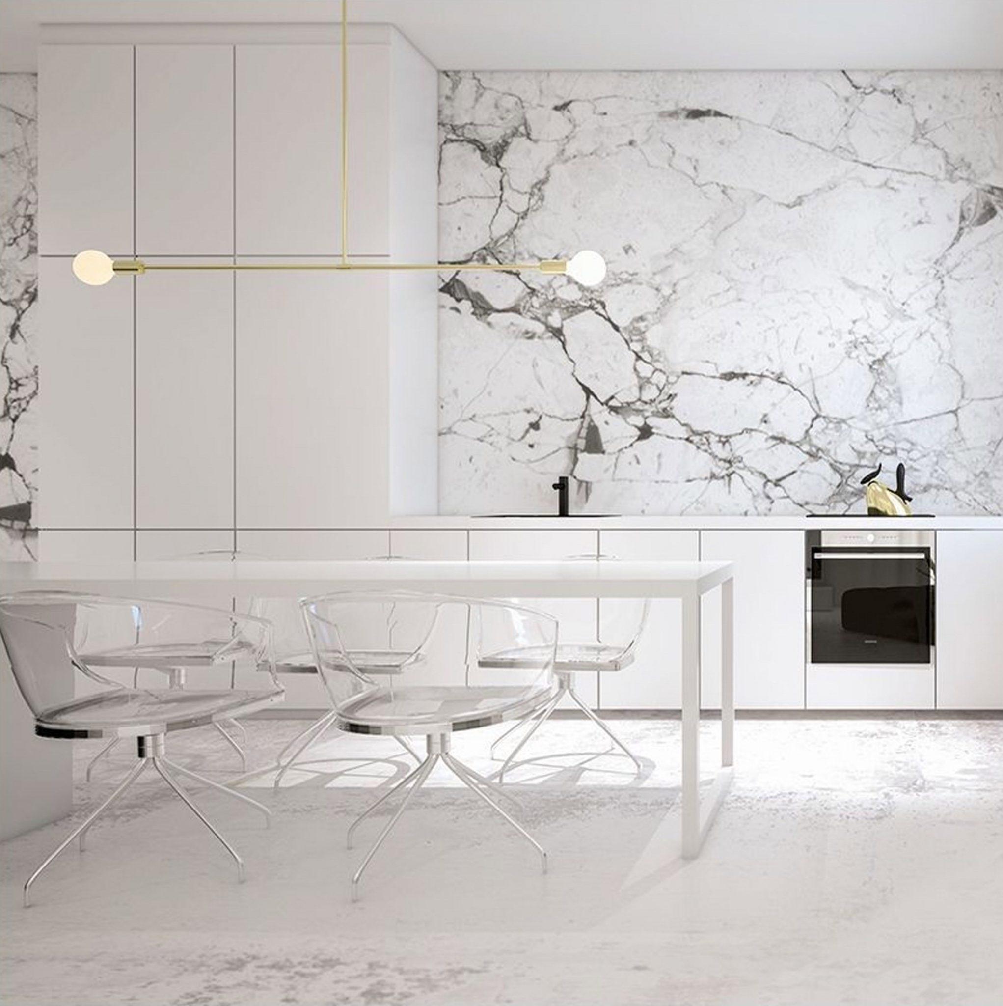 O Mármore E Seu Uso No Design De Interiores