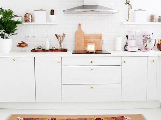 7 ideias de decoração boho para cozinha