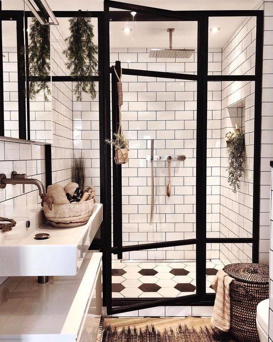 Crie Um Banheiro Chique Em 6 Passos Simples.
