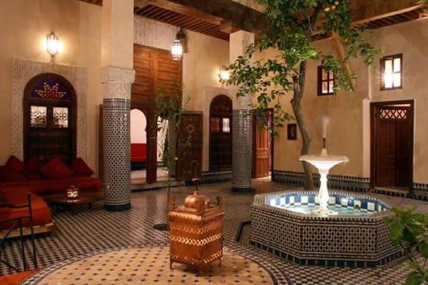 O estilo árabe na decoração