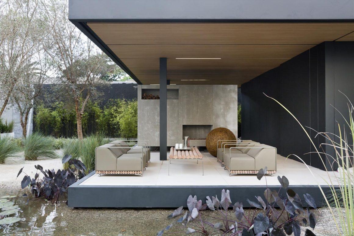 varanda projetada por arthur casas na sys house