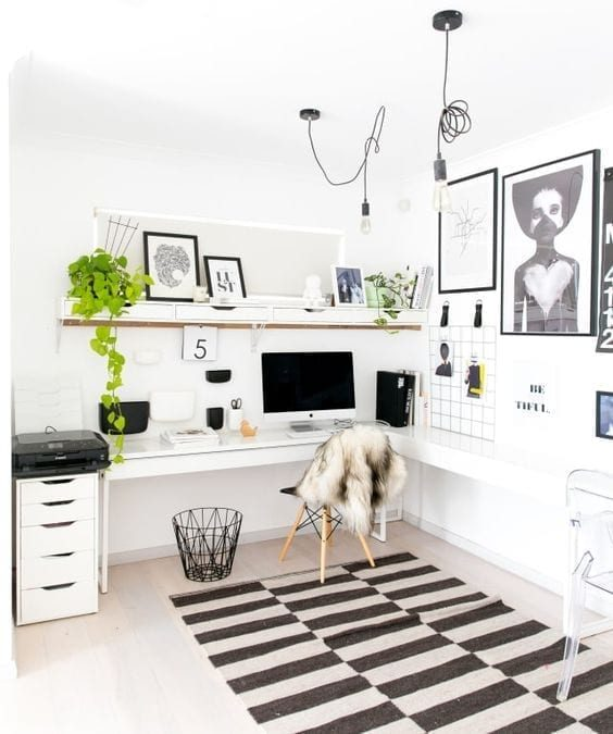 Decore Seu Home Office Com Estilo