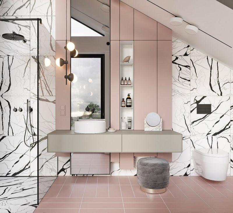 Banheiros para você copiar