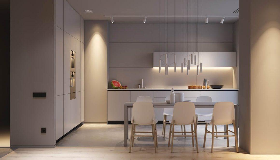 A importância da iluminação em um projeto