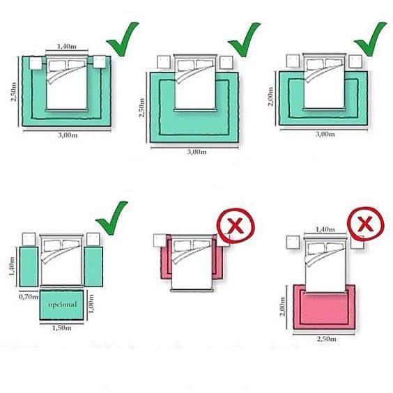 erros comuns que não devemos cometer nos quartos
