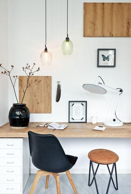 escritório no mood handmade