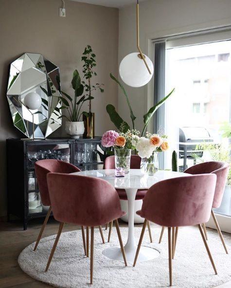 lustre esfera única sala de jantar
