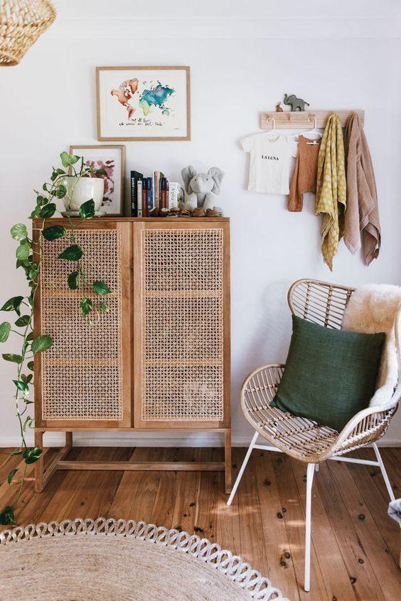 cadeira e armário vibe handmade