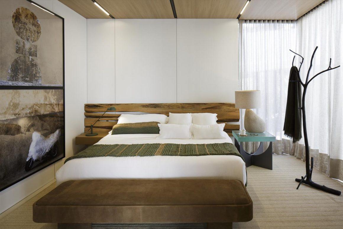quarto da sys house projetado por arthur casas para a casa cor