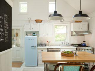 tipos de layout de cozinha