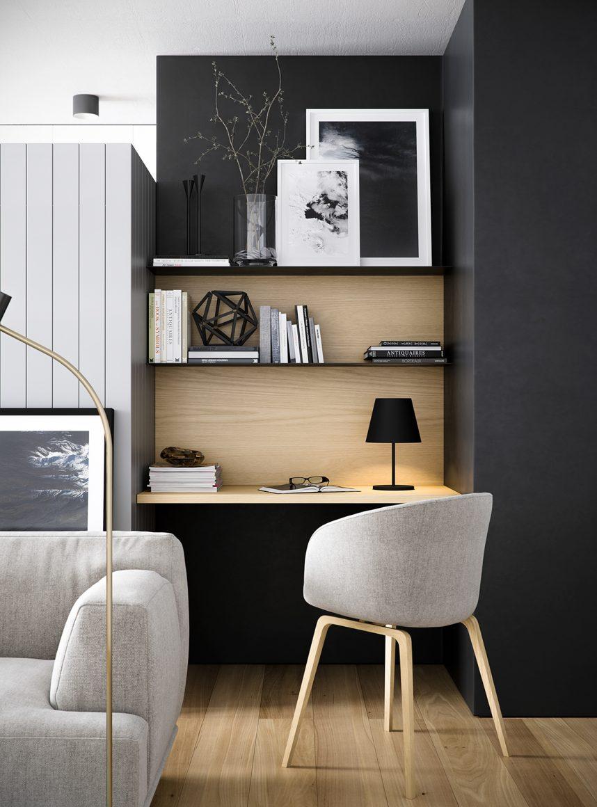 estilos de home office
