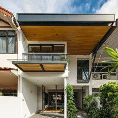 Home Tour: Reforma De Casa Em Singapura