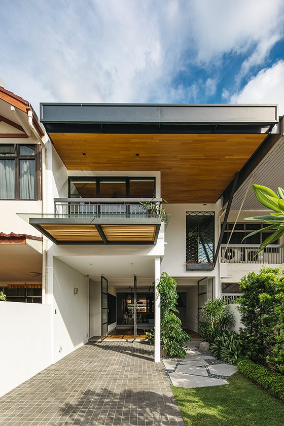 Reforma Em Casa Em Singapura