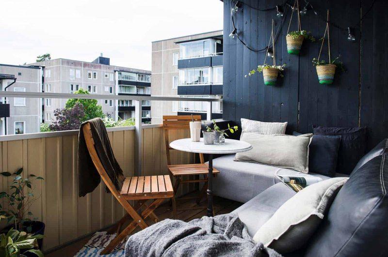dicas decor varanda
