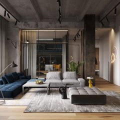 Home Tour: Loft Industrial Moderninho