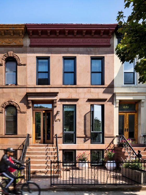 reforma casa brooklyn