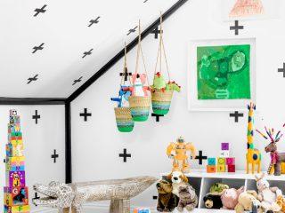 quartos infantis