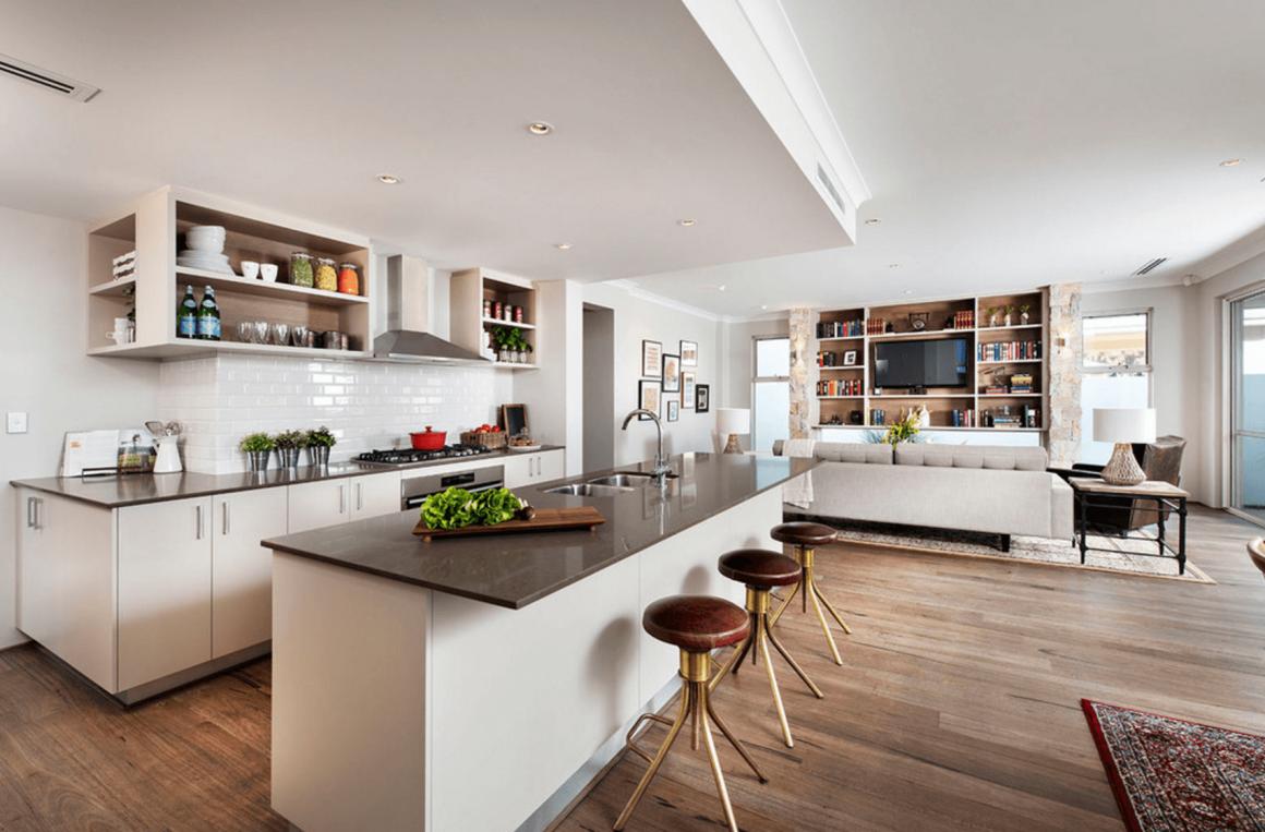 tendências para cozinha