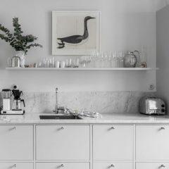 Cozinha Cinza: 9 Opções De Tirar O Folego