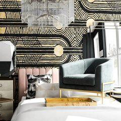 Como Levar Um Pouco Do Art Deco Para A Sua Casa