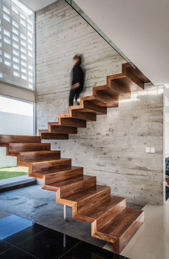 modelos de escada