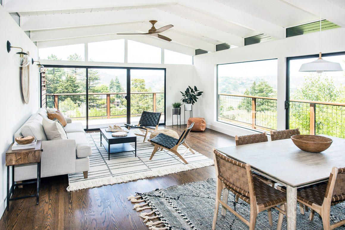 reforma casa mid century