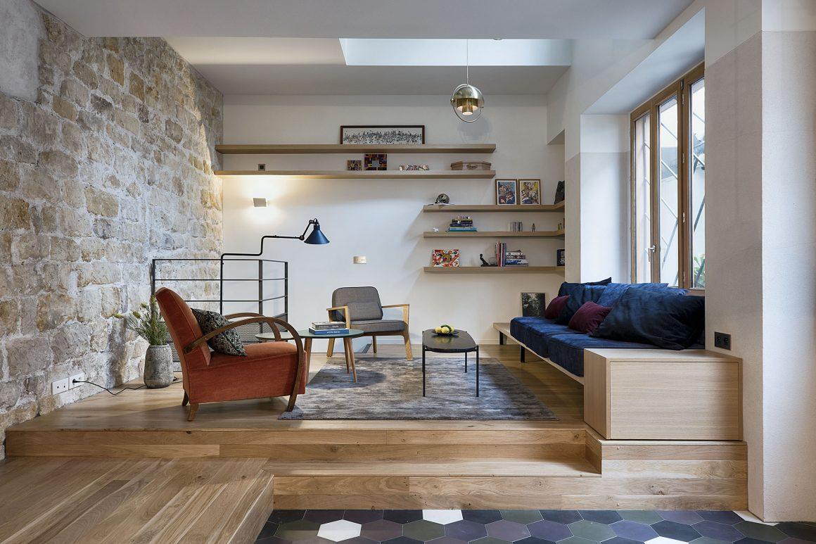 apartamento contemporâneo