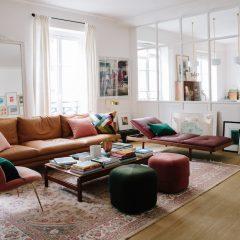 Um Apartamento De Sonho em Paris