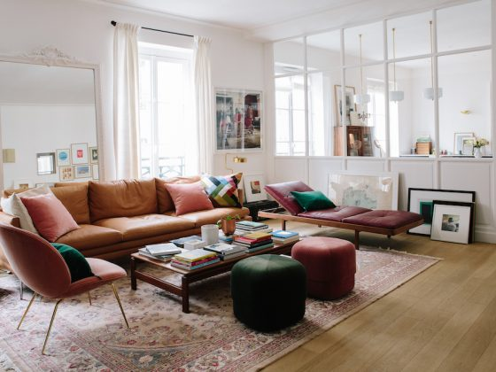 apartamento de sonho em paris