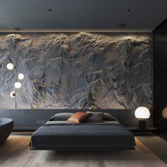 Home Tour: Os Poderes Da Textura E Da Iluminação
