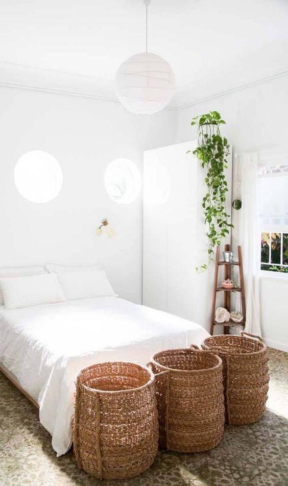 ideias de decoração para quarto lindo e aconchegante gastando pouco