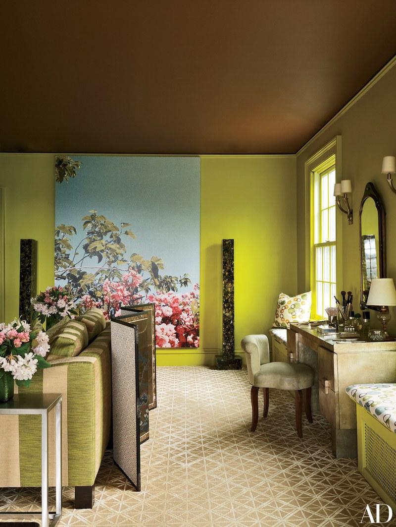 tetos statement são tendência na decoração de interiores