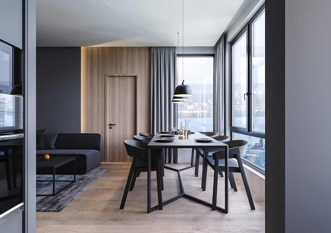 texturas madeira e cinza