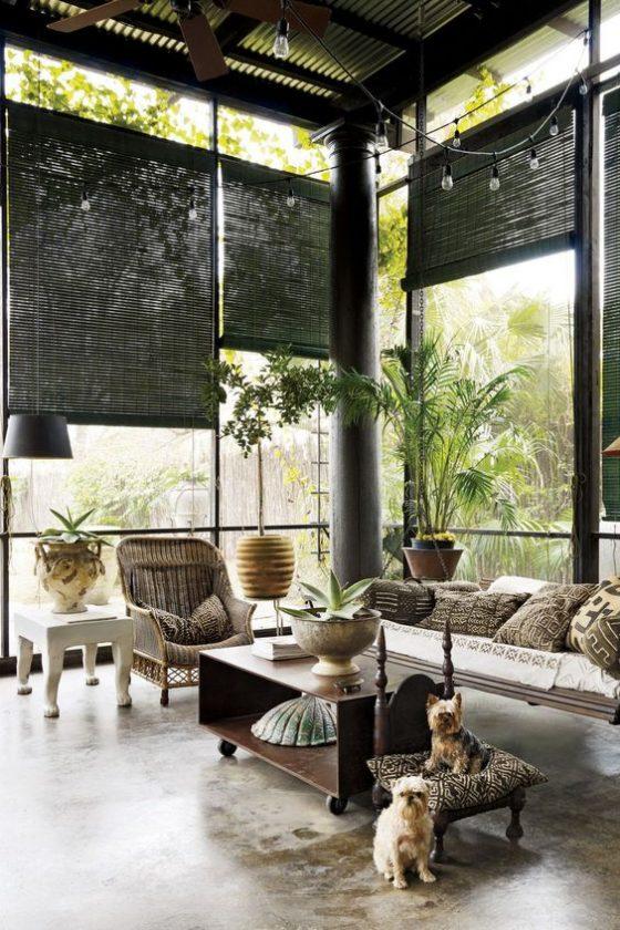 guia para cortinas e persianas