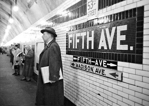 metro nova york subway tile