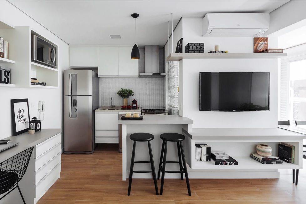 5 Dicas Para Não Errar Na Organização De Apartamentos Pequenos