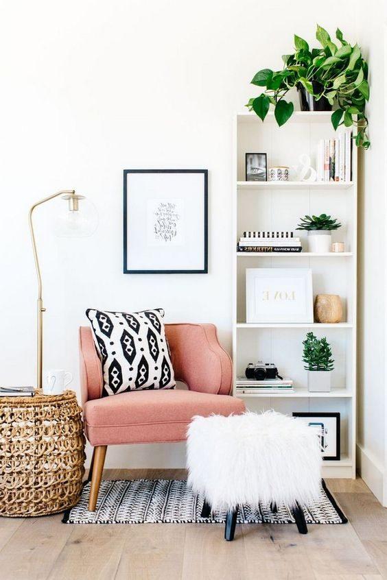como decorar espaços pequenos