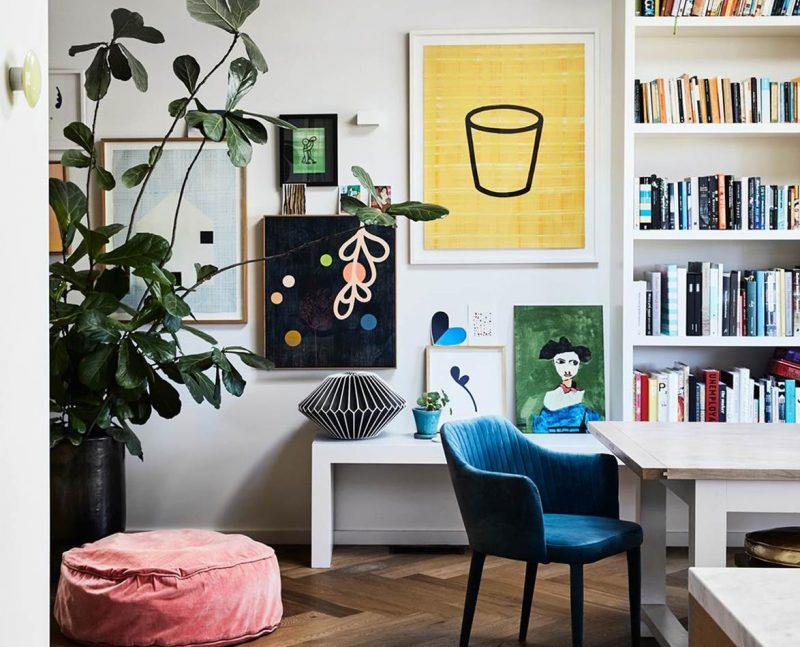 decorando com cores