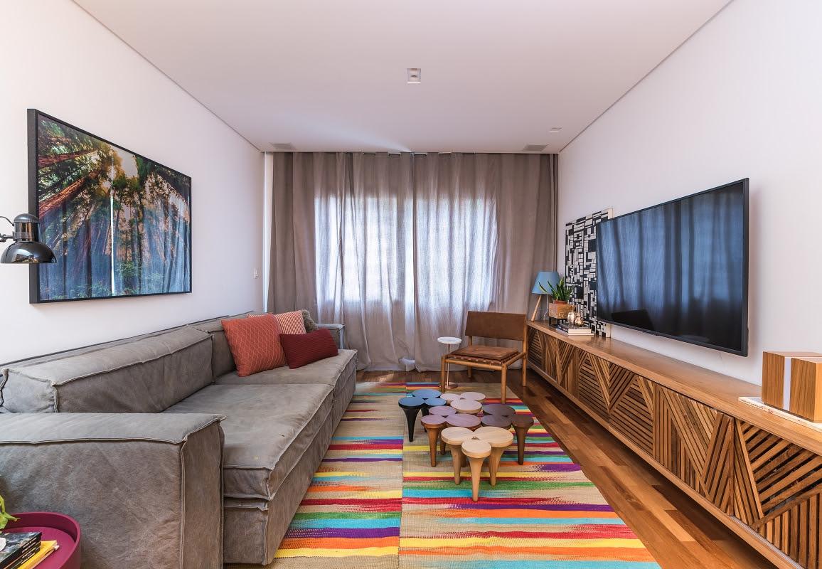 Uma Casa De Vila Com Projeto Descolado, Minimalista e Design Assinado |  ORIGINAL HOME.