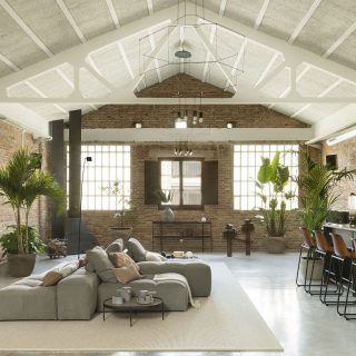 Home Tour: Loft Moderno Industrial