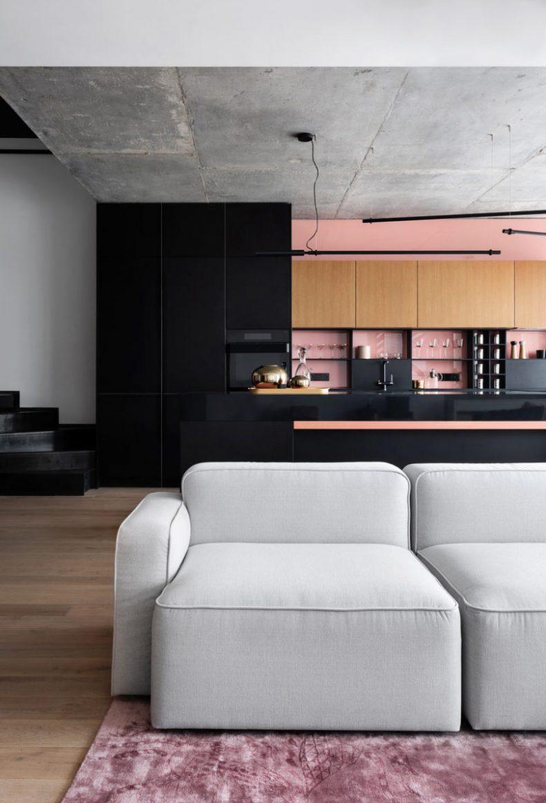 apartamento moda arte
