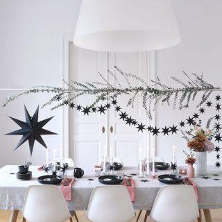 Decore Seu Natal Com Estrelas