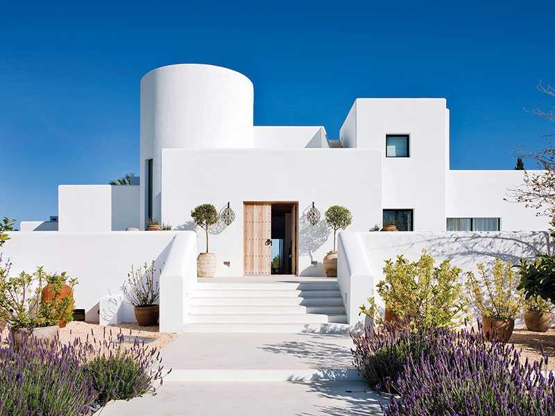 O Estilo Mediterrâneo de Ibiza